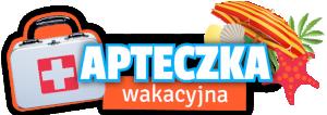 Apteczka wakacyjna logo