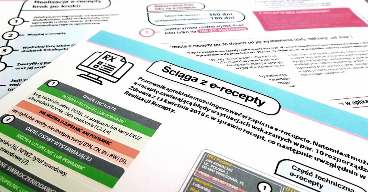 Przykład dotyczył pacjenta, który zgłosił się po lek 32 dni od daty wystawienia e-recepty(fot. MGR.FARM.).
