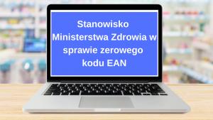 stanowisko MZ w sprawie zerowego kodu EAN