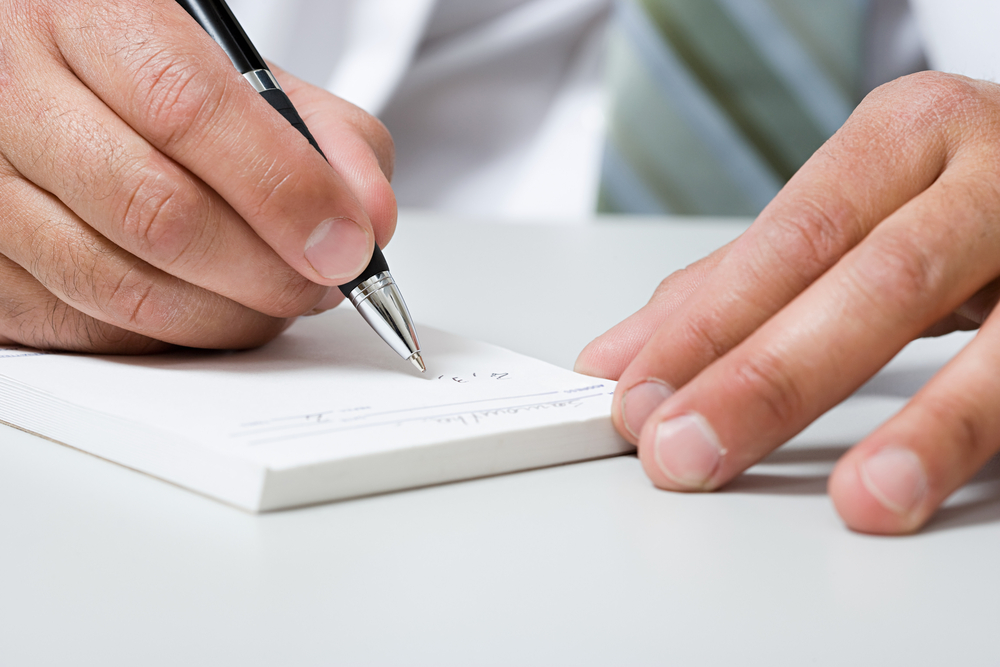Przypominamy, że zakresy numeracji recept są niezbędne tylko do wystawiania recept papierowych pro auctore i pro familiae (fot. Shutterstock).