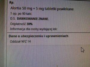 Zapis dawkowania na e-recepcie potrafi niejednokrotnie zaskoczyć (fot. rx.edu.pl).