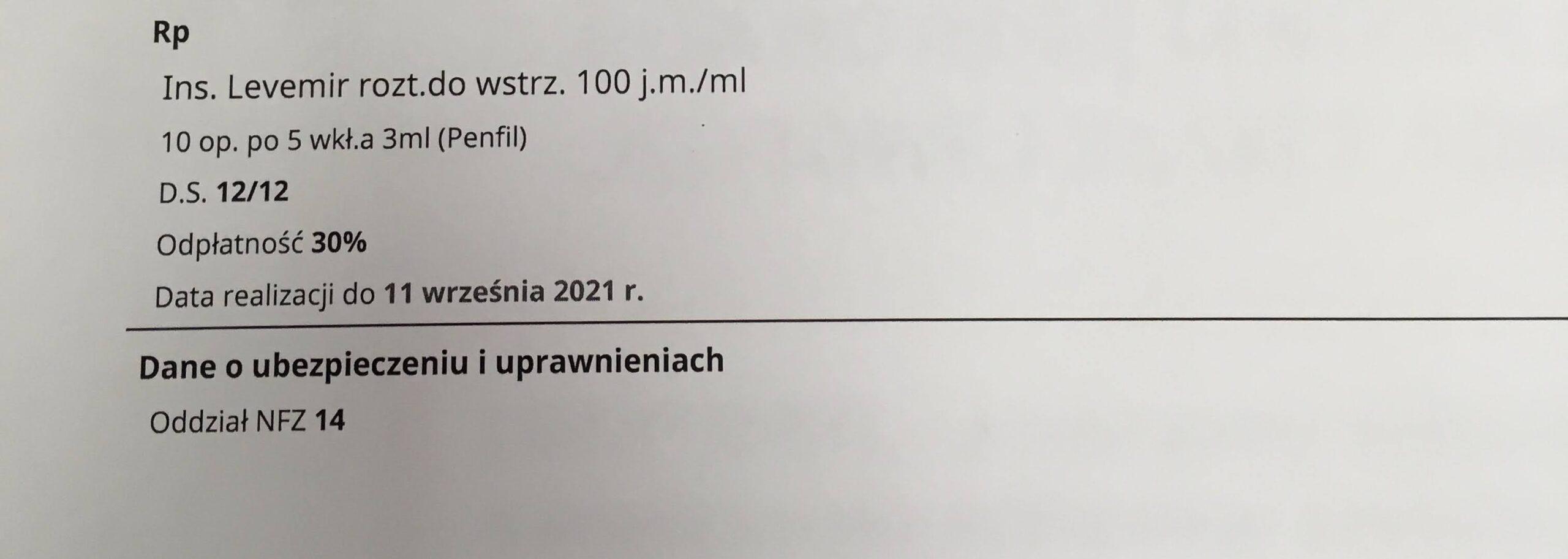 Tak zwane recepty roczne wystawiane są od ponad roku (fot. rx.edu.pl).