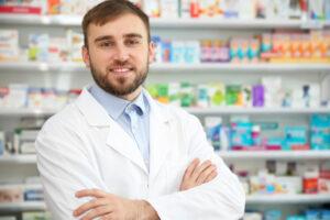 Dla osoby dorosłej zalecana dawka leku Dalacin C wynosi od 900 do 1800 mg, stąd recepta będzie wyglądać tak, jak podano w odpowiedzi (fot. Shutterstock).