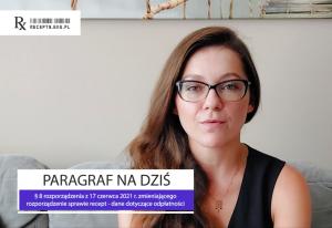 Błędy dotyczące odpłatności na recepcie (fot. rx.edu.pl).